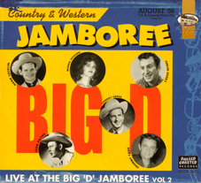 THE BIG D JAMBOREE Live