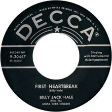 BILLY JACK HALE