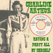 Charline Arthur & The 1954 Country Western Caravan