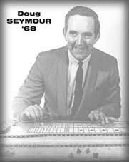 DOUG SEYMOUR at the steel guitar