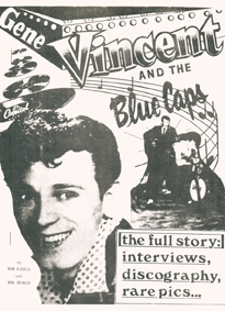 GENE VINCENT And His Blue Caps