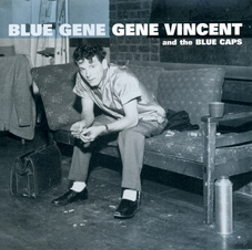 GENE VINCENT Norton EP