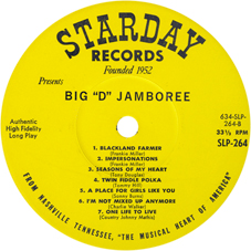 THE BIG D JAMBOREE