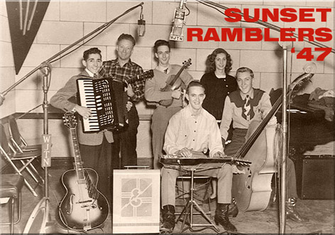 THE SUNSET RAMBLERS