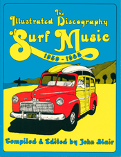 SURF MUSIC BOOK